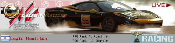 Rsr Livetiming To Assetto Corsa